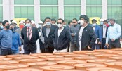 Bashundhara Bitumen starts commercial operations