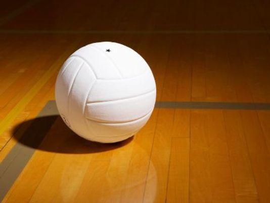 Bangabandhu Inter-district Volleyball on Wednesday