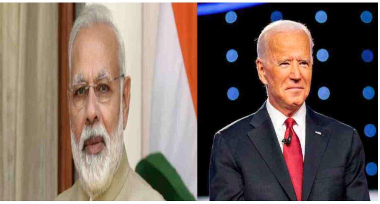 Modi, Biden resolve 'to uphold democratic process in Myanmar'