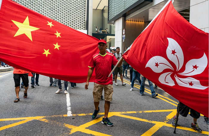 Hong Kong introduces new regulations for schools to impose Beijing's draconian law
