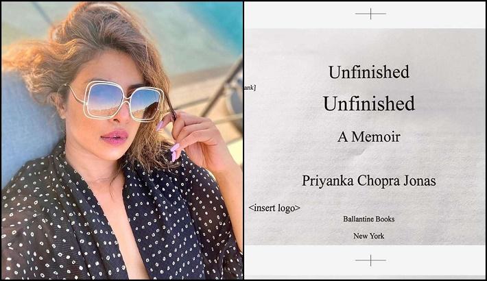 Priyanka Chopra's memoir 'Unfinished' launched