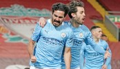 City crush Liverpool, Messi leads Barca comeback