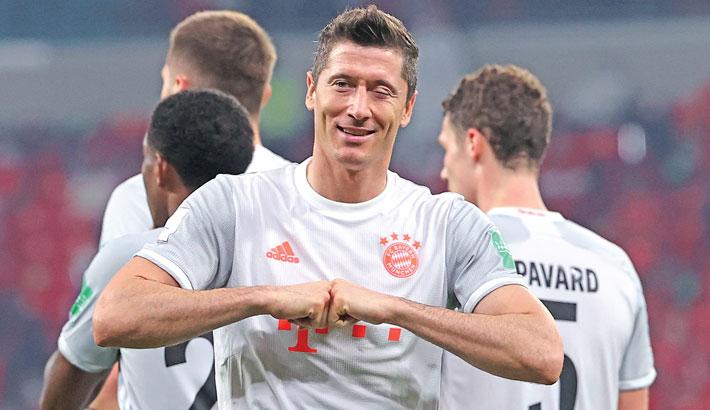 Bayern eye sixth title after reaching CWC final
