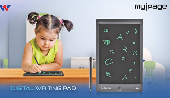 Walton releases eco-friendly digital writing pad for kids