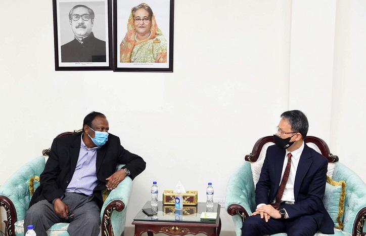 Bangladesh, S Korea agree to strengthen commercial ties