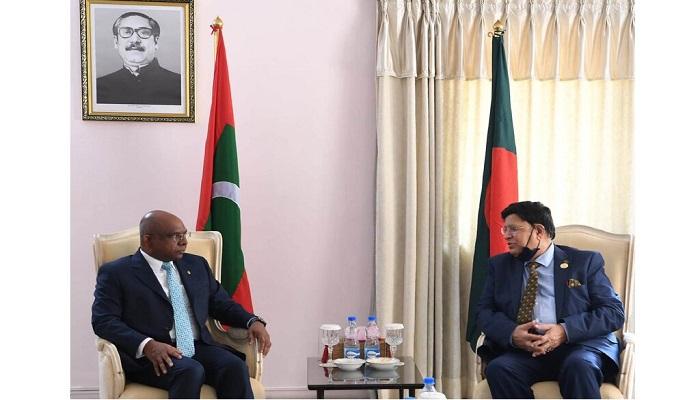 Bangladesh, Maldives for further boosting ties