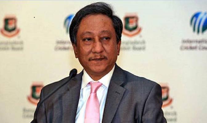 Nazmul motivates Tigers in Zoom meeting
