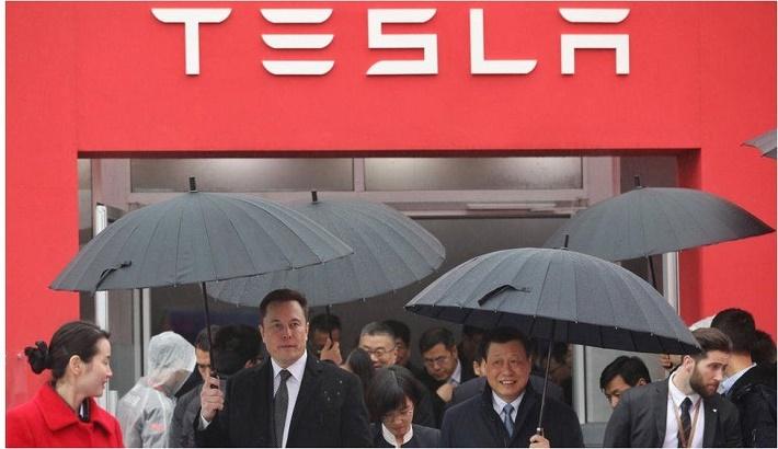 Chinese regulators summon Tesla over quality