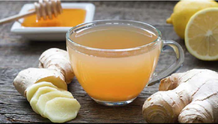 Ginger-Honey-Pepper-Lemon water may help ease cold and cough