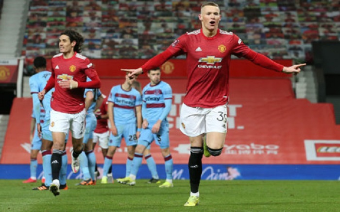 Man Utd reach FA Cup quarter-finals, Burnley crash out