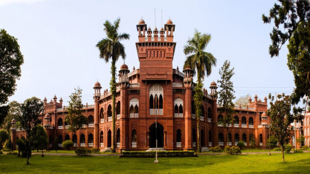 Nine students to face music over DU admission test fraud