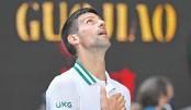 Djokovic passes Tiafoe test; Serena sublime