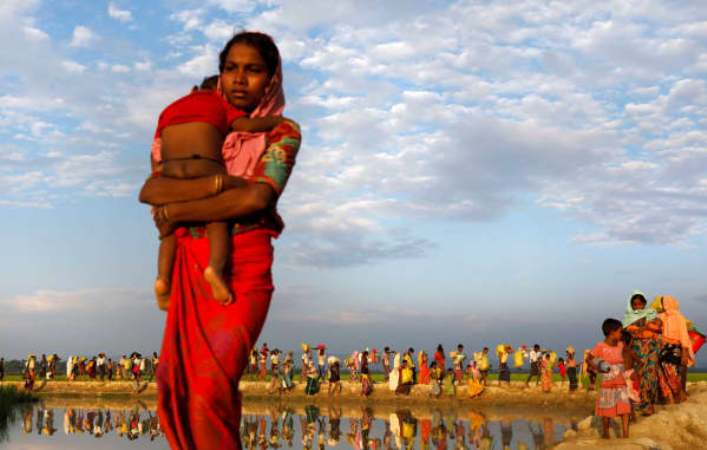 EU for lasting, peaceful solution to Rohingya crisis