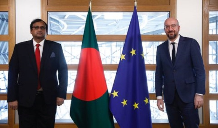 EU to continue support for Bangladesh in lasting solution to Rohingya crisis