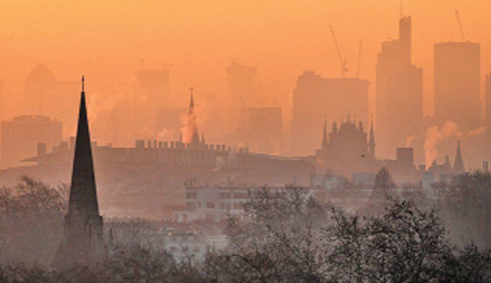 Toxic air puts 6m at risk of lung damage