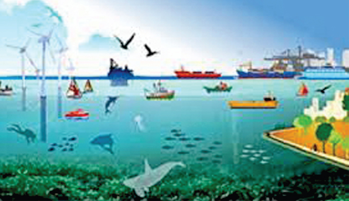 Sustainable Development of Bangladesh: Tapping Blue Economy