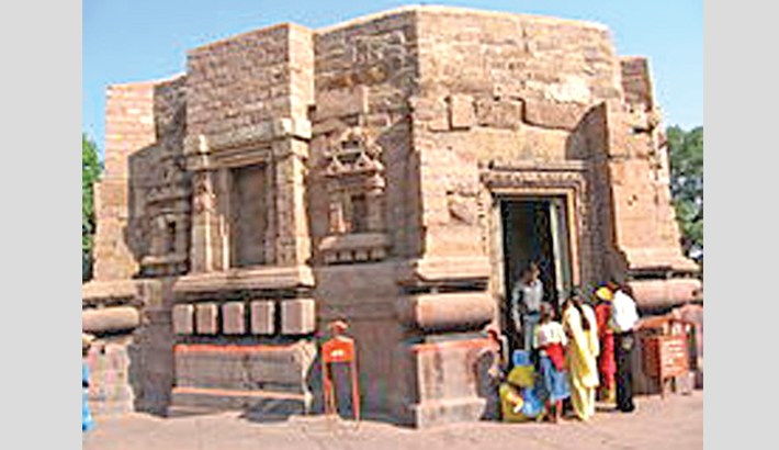 First temple of the world