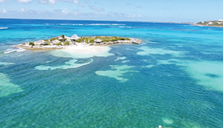 Trio survive for 33 days on tiny Bahamas island