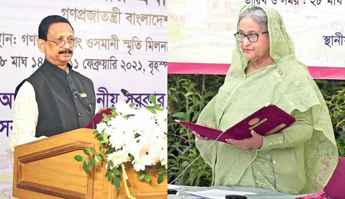 Work to ensure public welfare: PM