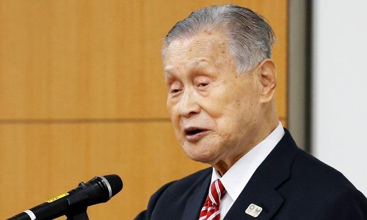 Yoshiro Mori: Tokyo Olympics chief steps down over sexism row