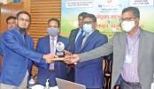 EWMGL receives top taxpayer award