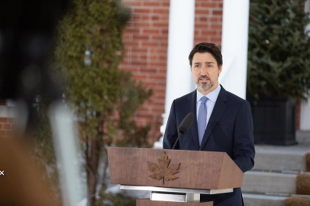 If world manages to conquer Covid, it will be because of India: Trudeau