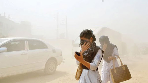 Dhaka world's second-most polluted city