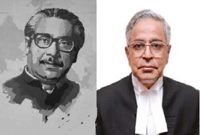 CJ visits old jail to pay homage to Bangabandhu