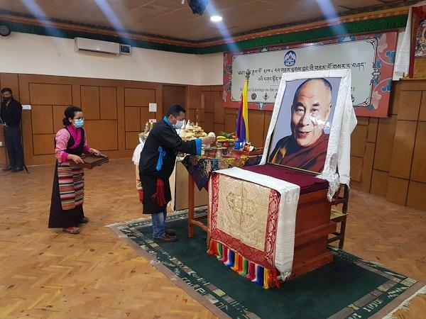 Tibetans-in-exile celebrate 'Losar' in Dharamshala