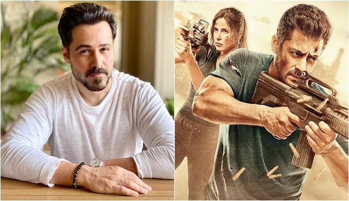 Emraan Hashmi turns villain for Salman Khan's Tiger 3