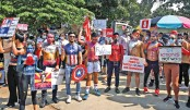 Myanmar's protesters back on the streets