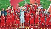 Bayern win CWC to claim 'six pack'