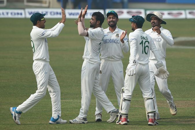 Bangladesh dismiss West Indies for 117, need 231 to level series