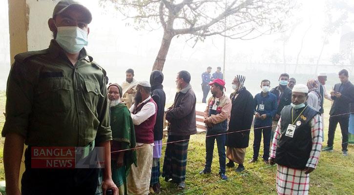 Voting underway in 4th phase municipality polls