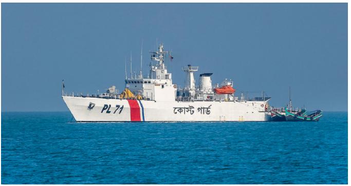 Bangladesh Coast Guard to be made stronger: Minister