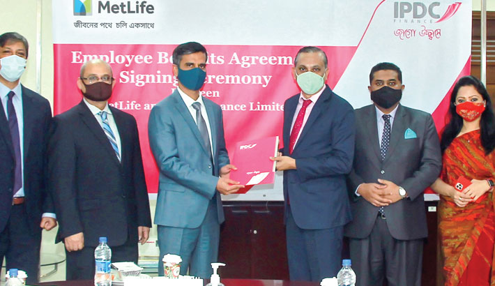 MetLife to provide insu services to IPDC