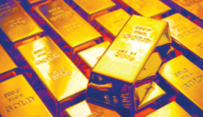 Gold dips 1pc