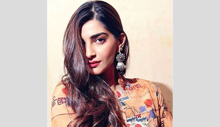 Sonam wraps up shooting of Blind