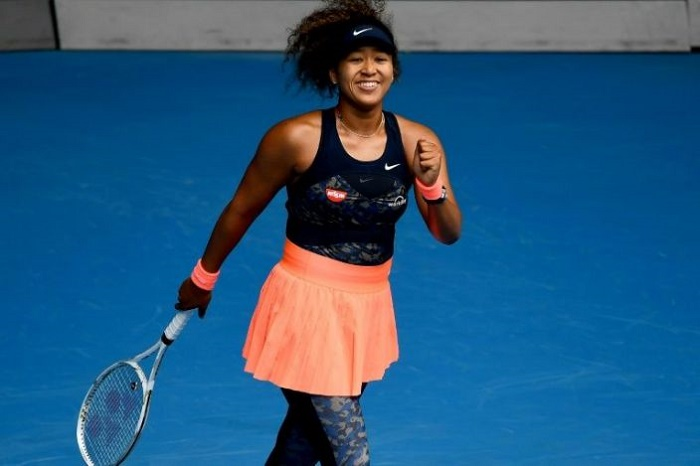 'Stressed' Osaka saves match points to set up all-Asian quarter-final