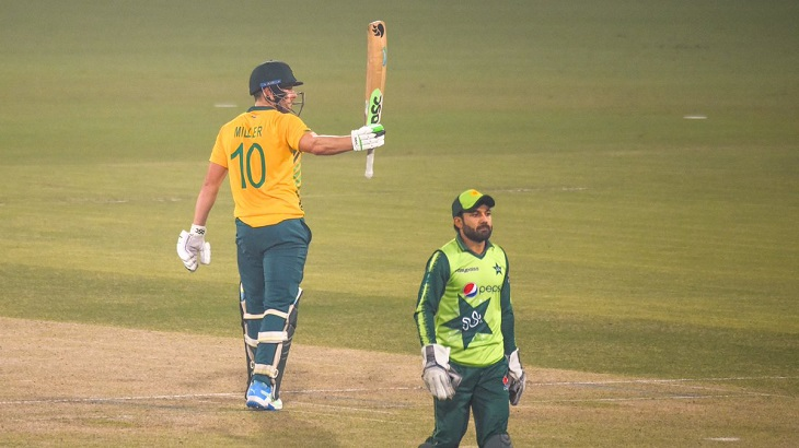 South Africa recover to 164-8 in third Twenty20 International