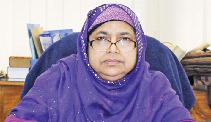 Monowara Habib becomes country's first woman CGDF