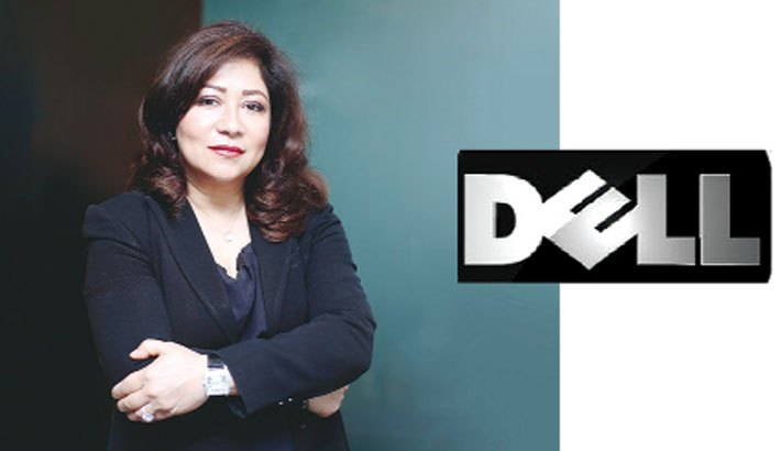 Sonia in Dell CXO board