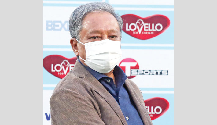 This can't continue, says Nazmul
