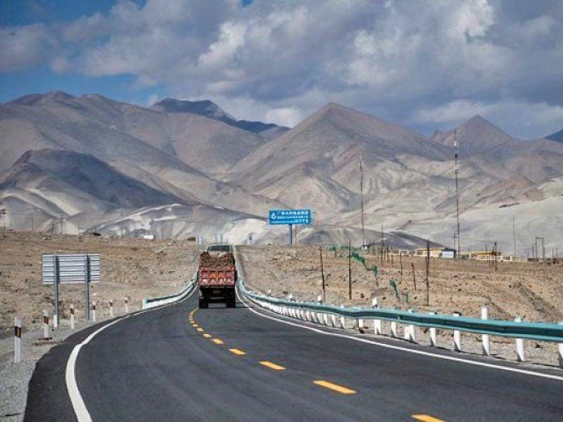 'Funding' constraint affecting CPEC infra projects