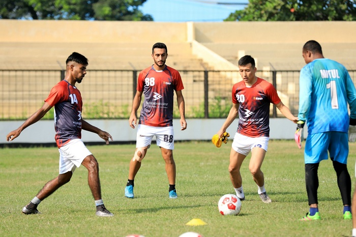Kings look to be back in winning way against Arambagh