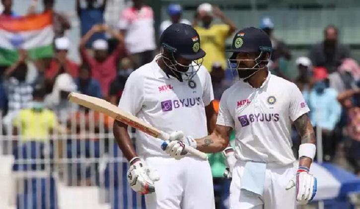 Kohli, Ashwin fifties boost India victory charge against England
