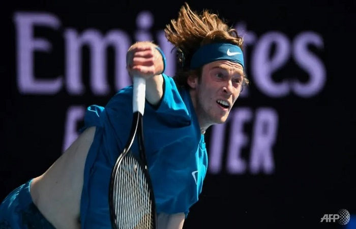 Rublev to face Medvedev as Russians make history at Australian Open