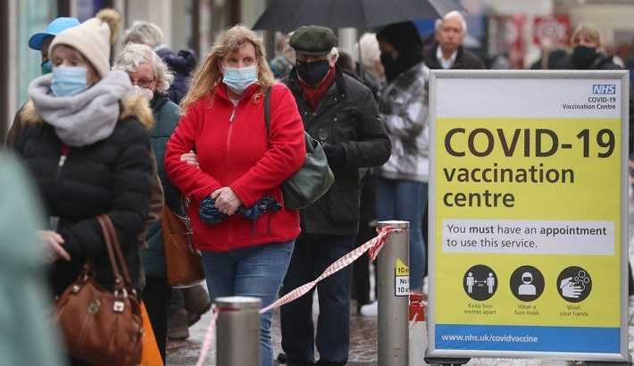 Covid: Vaccine given to 15 million in UK as PM hails 'extraordinary feat'