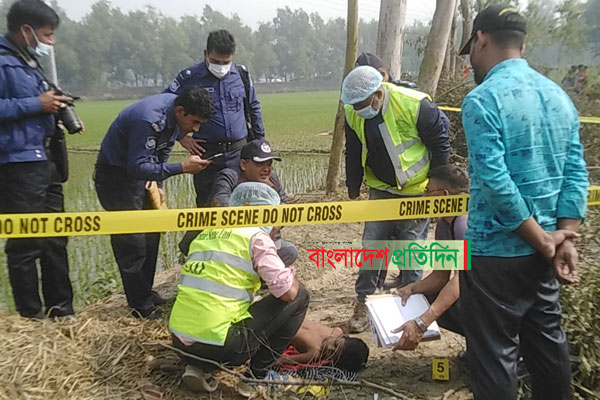3rd grader found dead in Sirajganj