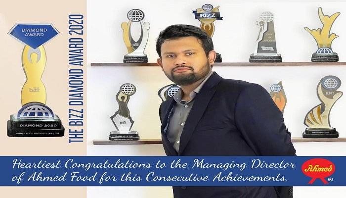 Ahmed Food continues to win prestigious prizes